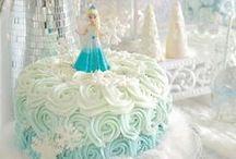 Frozen Birthday Ideas / by Tiffany R