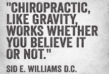 The Principles of Chiropractic