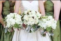 KJP Weddings | Olive, Emerald, Lime, Green Tones / by Katelyn James Photography