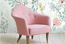 Floral Home Decor / Home decor full of beautiful flower prints, designs and murals!