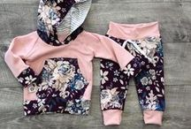 Floral Style for Kids / Kids clothing full of floral prints.