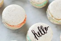 Cookies & Candy / Recipes and inspiration for sweets, cookies and candy. / by Hello My Sweet
