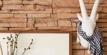For the Home: Decorating / Looking for home decor inspiration? Follow this board for beautiful and practical decorating ideas for the kitchen, bathroom, bedroom, laundry room, office and more!