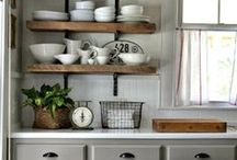 ideal kitchen / by Melissa Knell