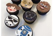 Star Wars Birthday Party Ideas / Star Wars birthday party ideas, star wars decorations, star wars food ideas, star wars party recipes.   http://www.hellomysweet.me   #starwars #birthday #party #ideas #star #wars #boys #space #printable #DIY / by Hello My Sweet