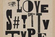 LetterMpress Designs / Interesting designs created with LetterMpress