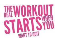 FITness Motivation / To be healthy and stay on track....  Coffee. Eat. Gym. Sleep.  Rinse, Wash, & Repeat.