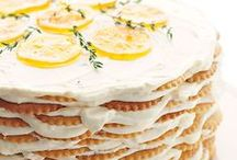 Cakes / Recipes and inspiration for fabulous cakes. / by Hello My Sweet
