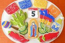Cinco De Mayo - Recipes & Decor / by Hello My Sweet