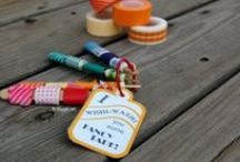 Tween Birthday Party / Crafts, food, recipes, activities, and party favor ideas for tween birthday parties.