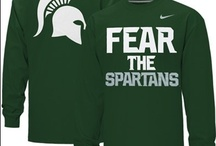 Spartan Swag / Michigan State Spartans Gear / by Michigan State Spartans