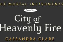 Mortal Instruments / by Abigail Browning