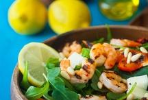 Ricette - Insalate, Antipasto, Verdure / Italian and international salad, starters and vegetables recipes