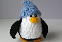 Penguins / Hoppity-hop, penguins rock!