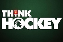 MSU Spartans Hockey / Michigan State University Spartans Hockey / by Michigan State Spartans
