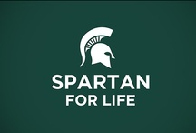 Spartans Fan Up! / Michigan State Spartans / by Michigan State Spartans