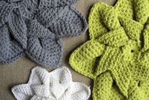 Crochet / Crochet patterns and techniques.