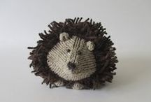 Hedgehogs / Spiky crafts!