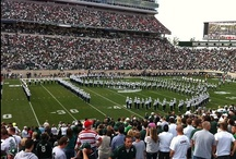 MSU Spartans Band, Cheer & Dance Team / Michigan State Spartans Band, Cheer & Dance Team / by Michigan State Spartans