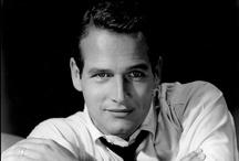 """Paul Newman / Muito além da beleza. """"Um ator de verdadeiro gênio e homem de grande decência"""". Paul nasceu em Shaker Heights, 26 de janeiro de 1925 – faleceu em Westport, 26 de setembro de 2008.  / by Helo Pavan"""