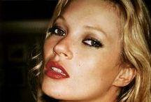 STYLE MUSE / Kate Moss / by Annie Ladino