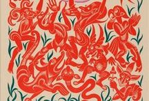 Red / We're celebrating color this week (September 30–October 4, 2013) in a series of Pinterest boards focusing on different hues found in our collections. Here we collect some notable red works. Explore color further in the Harvard Art Museums magazine, Index: harvardartmuseums.org/index  / by Harvard Art Museums