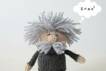 Dolls / Knit and crochet doll inspiration