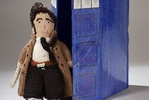 Doctor Who / Who? inspired crafts