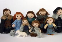 Game of Thrones / Knit and Crochet inspiration for Westeros