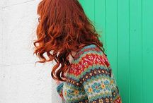 Fair-isle / Some beautiful examples of fair-isle knits