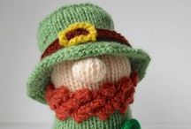 St Patricks Day / Want to do something different than just colouring your beer green?  Here is some craft inspiration!