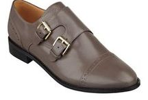 Loafers, Oxfords, and Monks / by AD Murray