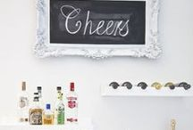Entertaining: Adult Beverages / Recipes and suggestions for adult beverages, perfect for entertaining and parties.