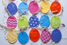 Easter / DIY crafts, recipes, kids crafts, spring home decor, and egg dying ideas for Easter.