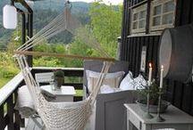 Outdoor Rooms / outdoor living spaces ideas, designs, decor for ...patio, porch, veranda, kitchen and more