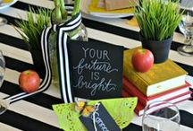 Back To School / Awesome ideas for back to school, including printables, organization ideas, family traditions and DIY projects. Boy, girl, big kid or preschooler, there's something helpful for everyone!