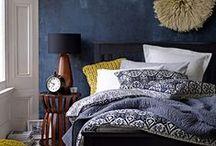 Interiors: bedrooms / Inspiration for sleek modern bedroom interiors