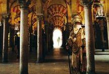 NOVELA HISTÓRICA: Al-Ándalus / Se conoce como Al-Ándalus a la zona de ocupación musulmana en la Península Ibérica, que abarcó desde el siglo VIII hasta finales del XV y llegó a comprender gran parte del territorio español. La extensión del Estado musulmán llamado Al-Ándalus varió a medida que, tanto hispano-musulmanes como castellano-aragoneses avanzaban conquistando territorio.  Pinchando en el enlace al catálogo podrá saber más sobre cada obra y su disponibilidad.