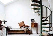 Interiors: hallways & staircases