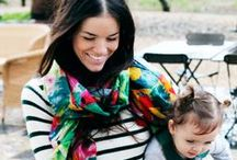 Spring Fashion / Spring outfit ideas and fashion inspiration for moms and women in their 30s and 40s.