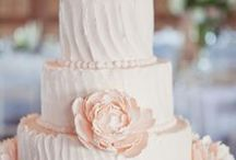 Wedding Cake / The most perfectly delicious- and the most perfectly elegant!- cake inspiration for your Wedding Day!