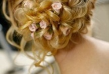Hair / The sweetest styles for your Big Day, or next big event!
