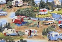 Tiny Travel Trailers / We adore these tiny travel trailers!