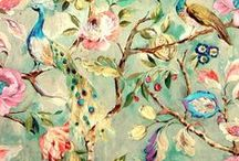 Pretty in Peacock / by Audrey Schultz