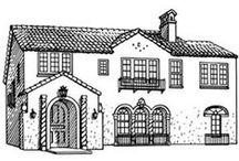 Spanish revival home / by Laurie Woodward