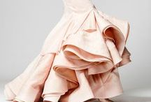 Haute Couture  / The best of the best.  Top-notch fashions from our fave designers.