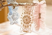 Lingerie / What's your style?  Sweet?  Seductive?  These beautifully designed pieces are just the things dreams are made of. / by TheBridalCircle® | Sade Awe