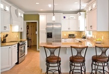 Kitchen Remodel Projects / A visual collection of kitchen remodels we have done across North Carolina.