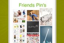 Friend's Pins