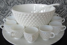 Milk Glass -  Antique to Modern / Milk Glass from Hens on a Nest to antique tumblers you'll find it all here. Many pieces are available for sale so be sure to click through and see if they are available.